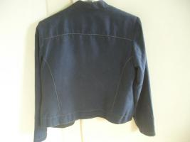 Foto 2 kurze blaue BIAGGINI Jacke