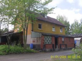 landhaus in bayern-plz. 95679-17oo qm-2 fam.haus-3 gebäude-tausche gegen