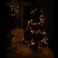 Foto 2 led beleuchtung gelb für weihnachten fest dekoration