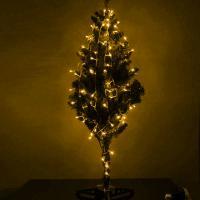 Foto 3 led beleuchtung gelb für weihnachten fest dekoration