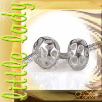 little lady Bead Loops 925 Sterling Silber