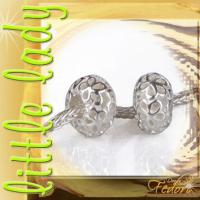 little lady Bead Petaly 925 Sterling Silber