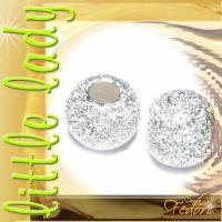 little lady Bead Silver Stardust 925 Sterling Silber