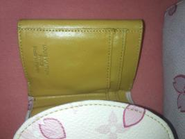 Foto 2 luios Vuitton Tasche mit Portmonai in Rosa