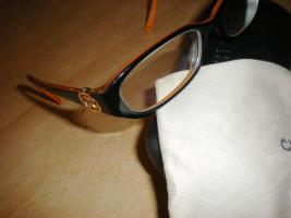 Foto 3 luxus edel Brille Chanel CH3112 C839 (schwarz/orange)