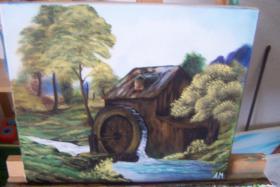 Foto 3 malerei ..bilder  zurkaufen