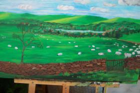 Foto 4 malerei ..bilder  zurkaufen