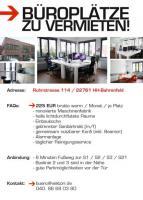 mehrere Büroplätze in Hamburg / Bahrenfeld zu vermieten !!!