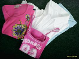Foto 2 mehrere Shirts