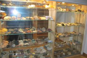 mineraliensammlung