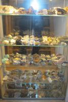 Foto 3 mineraliensammlung
