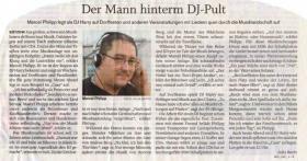 mobiler DJ mit Anlage&Licht