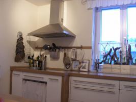 Foto 2 moderne NOLTE-Küche hochglanz-weiß L-Form zu verkaufen