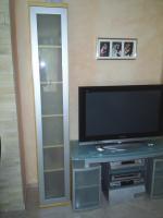 Foto 4 moderne Wohnzimmerwand in Buche Hell