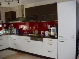 moderne große Nobilia Einbauküche 1 Jahr NP über 12.000€