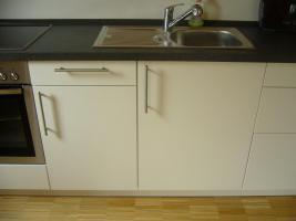 Foto 3 moderne neuwertige Küchenzeile ohne Herd und Elektrogeräte