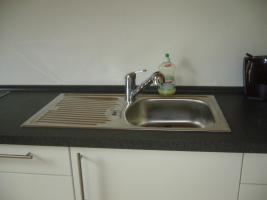 Foto 5 moderne neuwertige Küchenzeile ohne Herd und Elektrogeräte