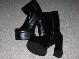 nagelneue High heels