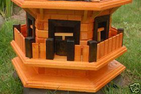Foto 2 neue Windm�hle wundersch�n und sehr gro� aus Holz 59,00