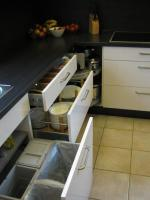 Foto 4 neuwertige Nobilia Markenküche - komplett mit Elektrogeräten 3 Monate alt