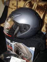 Foto 7 neuwertiger Jethelm crivit Größe L ( unbenutzter Helm ! )