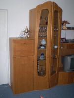Foto 2 neuwertiger Wohnzimmerschrank in Bucheoptik - Abholung ab sofort m�glich