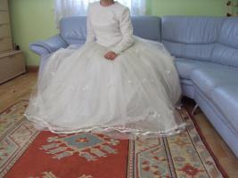 neuwertiges Brautkleid