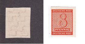 Foto 6 old briefmarken