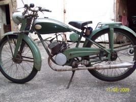 oldtimer 98ccm express leichtkraftrad