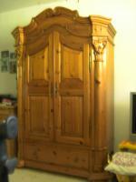 Foto 3 optisch toller Säulen-Wohn-Kleiderschrank