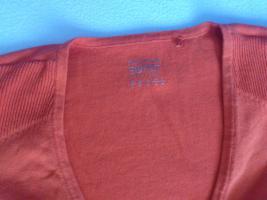 Foto 2 orangefarbener Cardigan von Essentials by Esprit