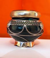 orientalischer keramik aschenbecher