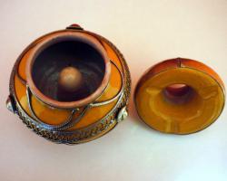 Foto 4 orientalischer keramik aschenbecher