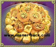Foto 2 orientalisches Gebäck und Süßswaren