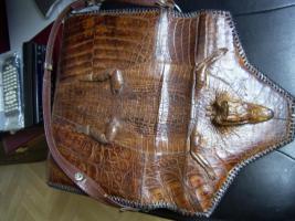 original kroko handtasche