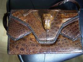 Foto 2 original kroko handtasche