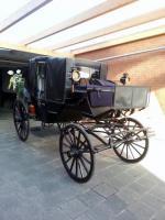 Foto 4 originaler Landauer Hochzeitskutsche Festkutsche