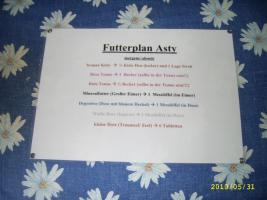 Foto 4 **~Boxenschilder - Warnschilder - Visitenkarten - Futterpläne - Einlaminiert!~**