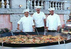 Foto 3 paella koch lieferservice tapas partyservice spanisch