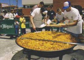 Foto 5 paella koch lieferservice tapas partyservice spanisch