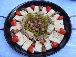 Foto 9 paella koch lieferservice tapas partyservice spanisch