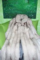 Foto 4 pelzmantel silberfuchs
