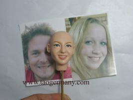 Foto 2 personalisierte Geschenke, Comicfigur vom Foto