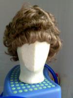 perücke aus 100% HUMAN HAIR