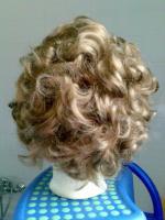 Foto 2 perücke aus 100% HUMAN HAIR