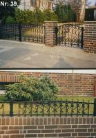 Foto 3 polnische ZÄUNE - viele Muster  - von BLASK®