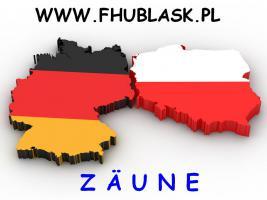 Foto 6 polnische ZÄUNE - viele Muster  - von BLASK®