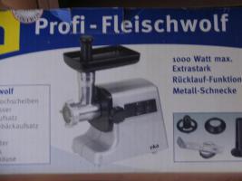 profi elektro fleischwolf