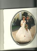romantisches, cremefarbenes Brautkleid Gr.40 aus Rohseide