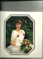 Foto 2 romantisches, cremefarbenes Brautkleid Gr.40 aus Rohseide